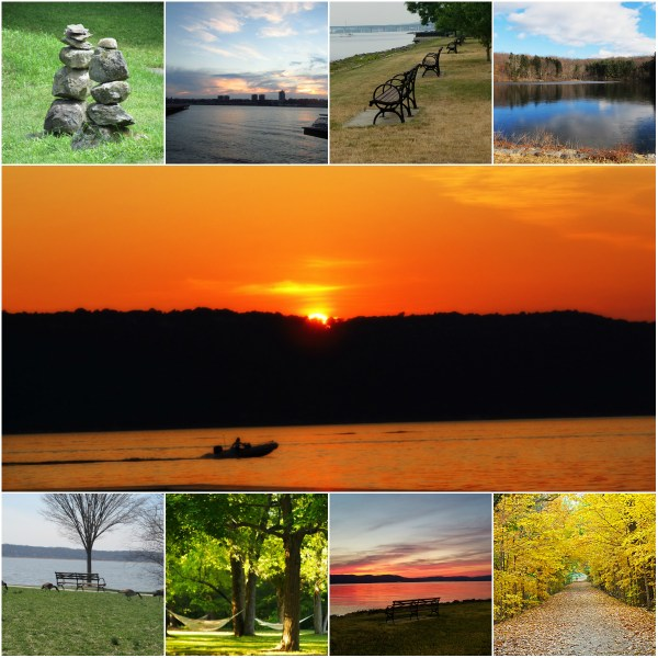Weekly Photo Challenge: RELAX - A few of my favorite local spots