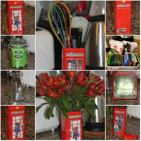 Weekly Photo Challenge: REPURPOSE - Ways we reuse, reduce, recycle