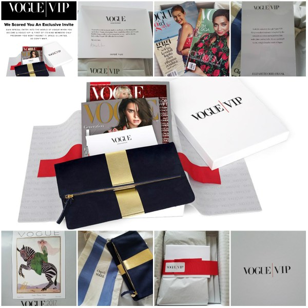 Vogue VIP Subscription: A Review