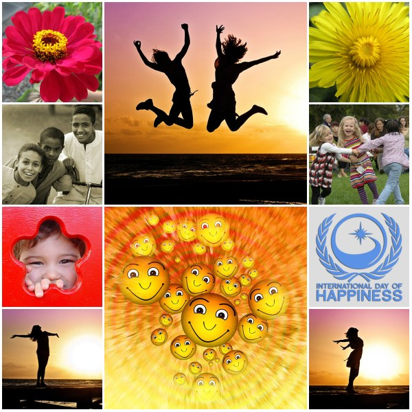 Motivation Mondays: Celebrate International Day of Happiness & Spring