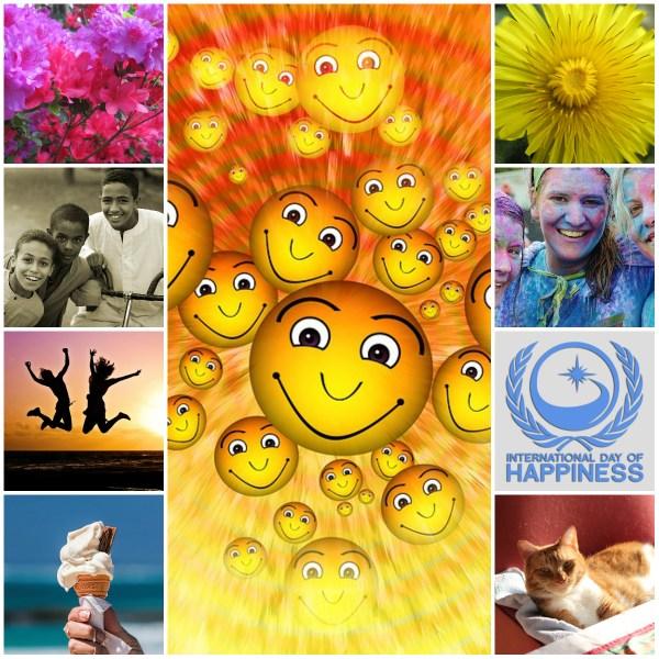 Motivation Mondays: Celebrate International Day of Happiness & Spring