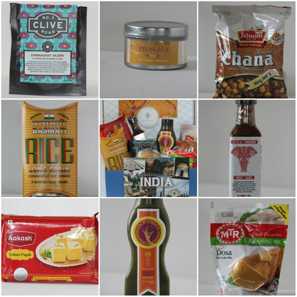 Try The World: A Taste Of INDIA