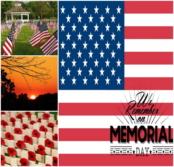 Motivation Mondays: Honoring Memorial Day