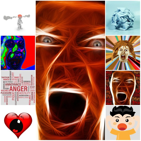 Motivation Mondays: ANGER - Let it go!