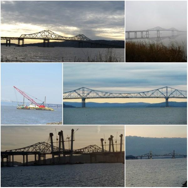 Photo Challenge: Build A BRIDGE... Tappan Zee Bridge