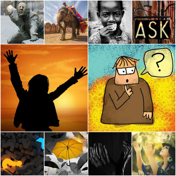 Motivation Mondays: ASK