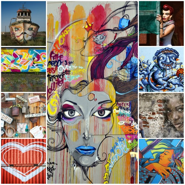 Reflections: A Penchant for the Eclectic & Positive - In Life and Art...