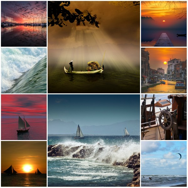 Motivation Mondays: Sailing Through Turbulent Seas