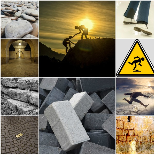 Motivation Mondays: Overcoming Stumbling Blocks