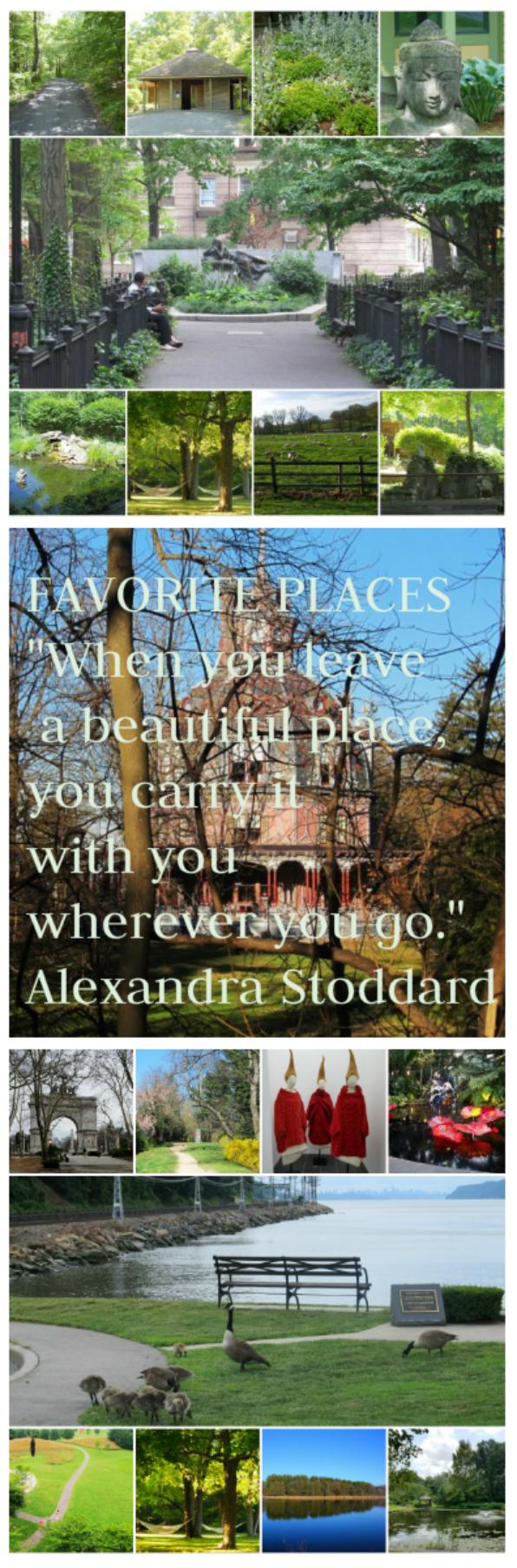 Photo Challenge: Favorite Places