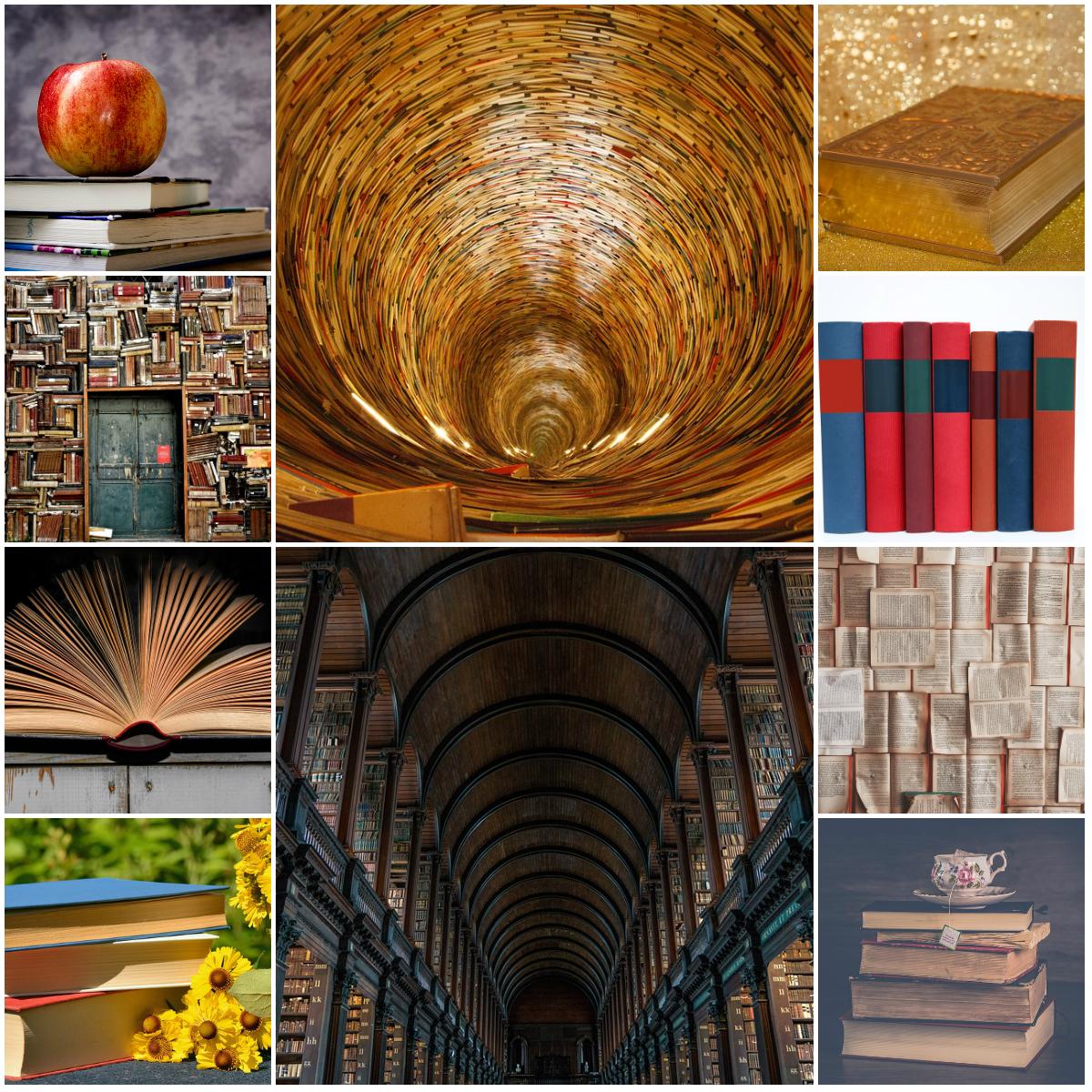 Motivation Mondays: A Passion For Books