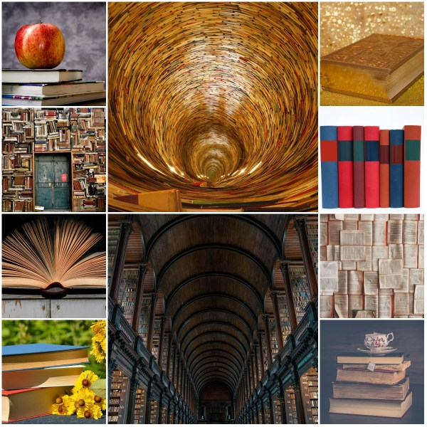 Motivation Mondays: A Passion For Books