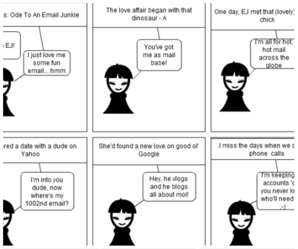 Musings: Ode To An Email Junkie…