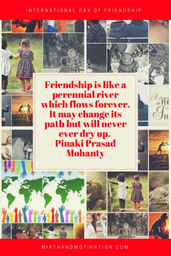 Motivation Mondays: International Friendship Day