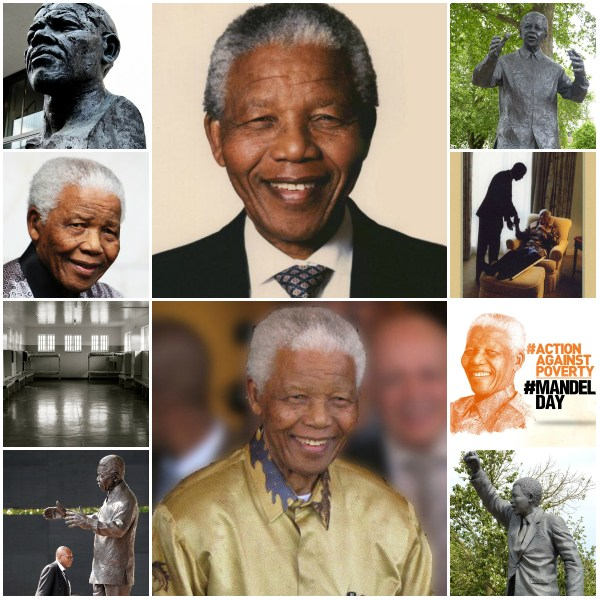 Motivation Mondays: Mandela Day #ActionAgainstPoverty
