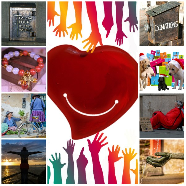 Motivation Mondays: GIVING