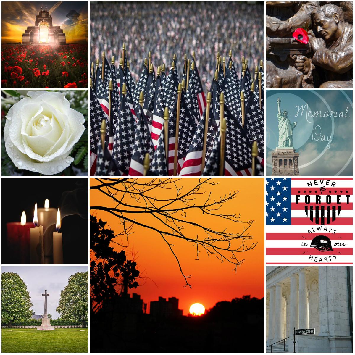 Motivation Mondays: Remember & Honor #MemorialDay