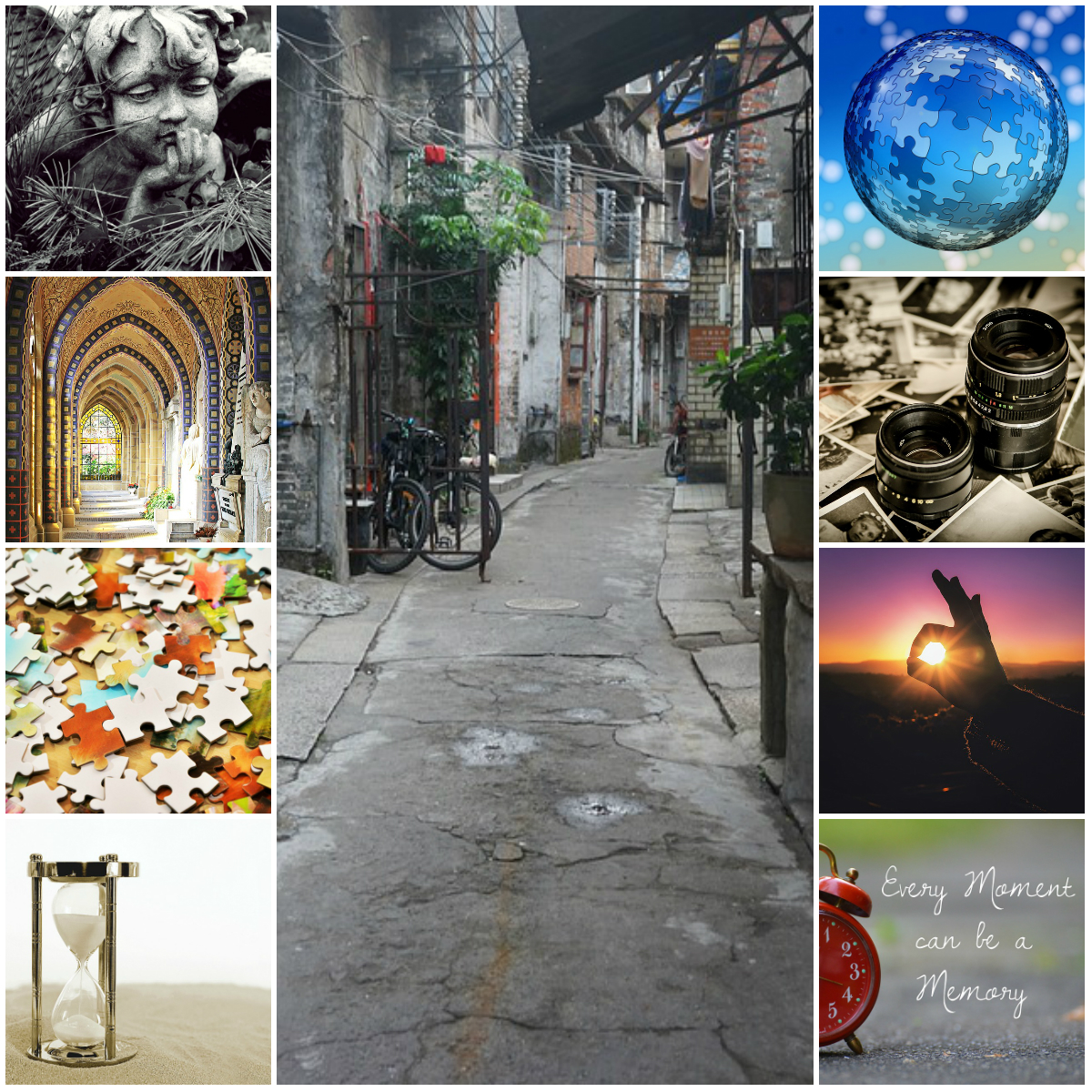 Motivation Mondays: Down Memory Lane
