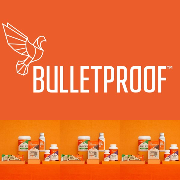 Get 15% off select Bulletproof products with code NYNY15.