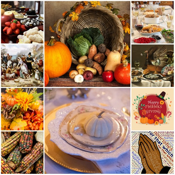 Motivation Mondays: THANKSGIVING POEMS & QUOTES
