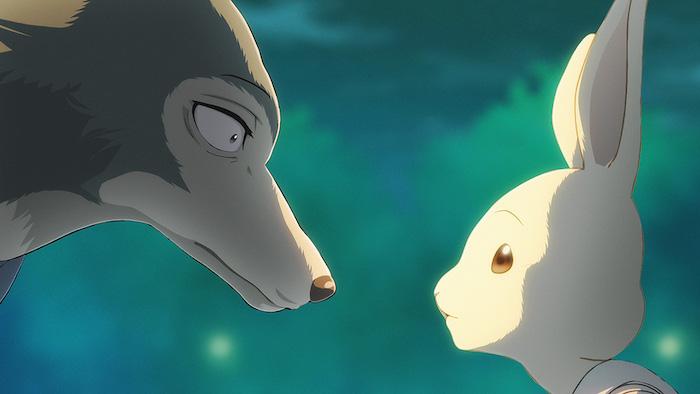 アニメ『BEASTARS』第5話ネタバレ感想!
