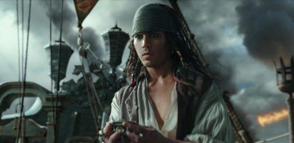 映画『パイレーツ・オブ・カリビアン/最後の海賊』