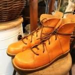 革靴についてしまった雨染みの落とし方とその後のお手入れは?の画像