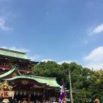 富岡八幡宮本祭りは子連れでも楽しめる?ベビーカーでも大丈夫?の画像