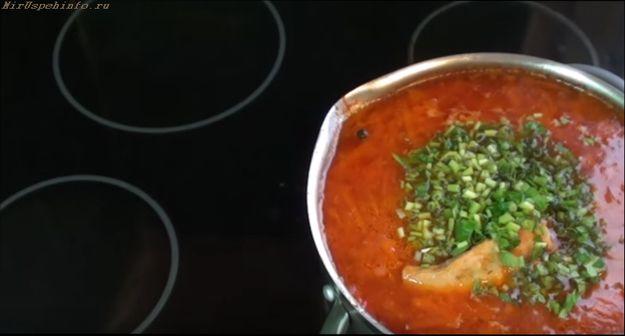 пассивировать) овощи