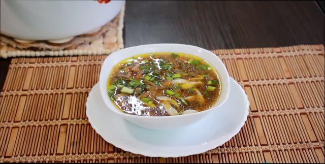 Суп з грибами - різні варіації і корисні поради
