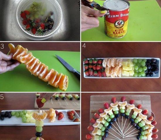 Из фруктов и ягод
