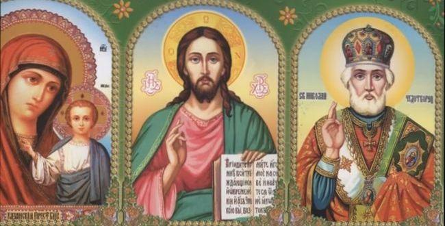 Православный календарь на 2018 год. Важные церковные даты для верующих