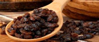 Что такое изюм? Польза и вред сушеного винограда для человека