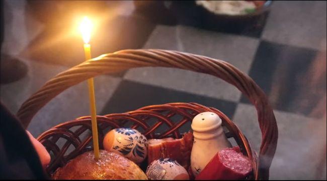 праздник пасха у православных