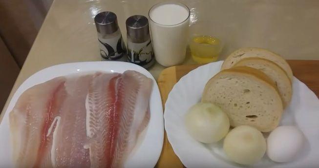 Из какой рыбы делать котлеты – выбираем рыбу