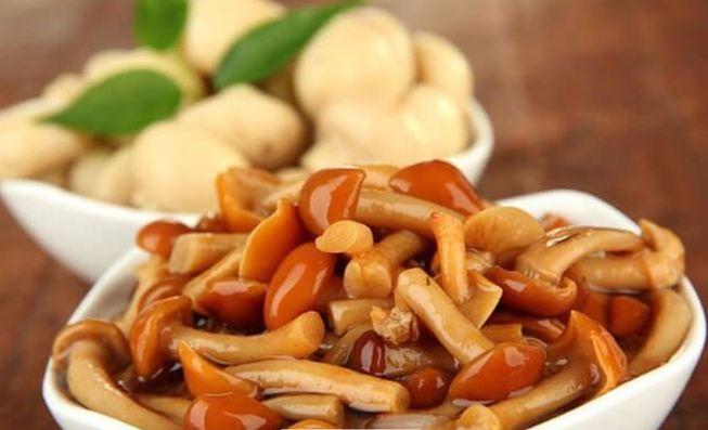 Засолка грибов холодным способом - маслята