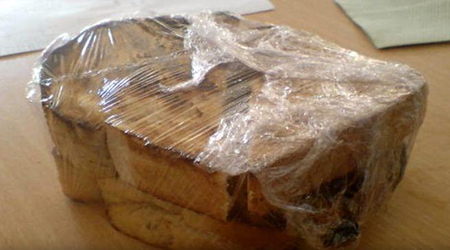 Удобное хранение в ткани и полиэтилене