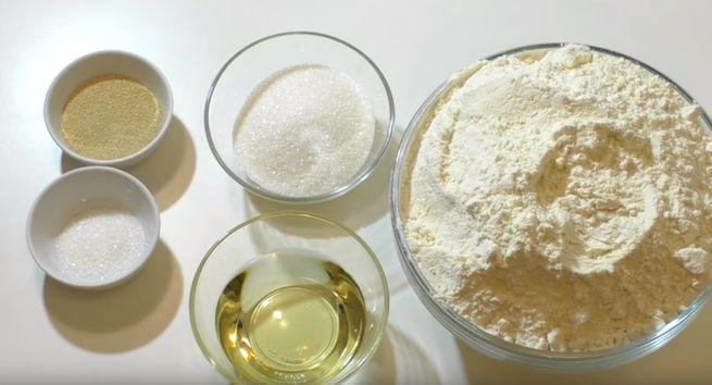 Как приготовить тесто для вкусных пирожков с ливером