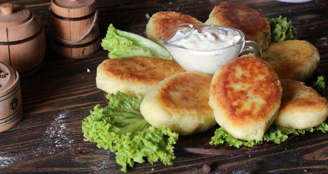 Как готовятся зразы картофельные