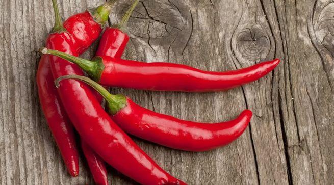 Острый перец - прекрасный продукт для похудения