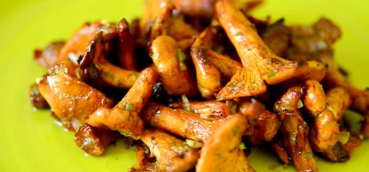Рецепты с грибами лисичками - 4 способа приготовить вкусные блюда