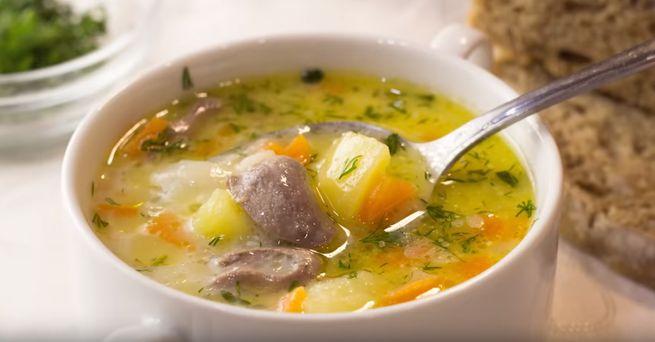 Забытые рецепты вкусных супов