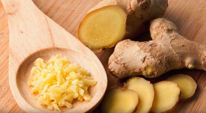 помогает укрепить здоровье обычный корень имбиря