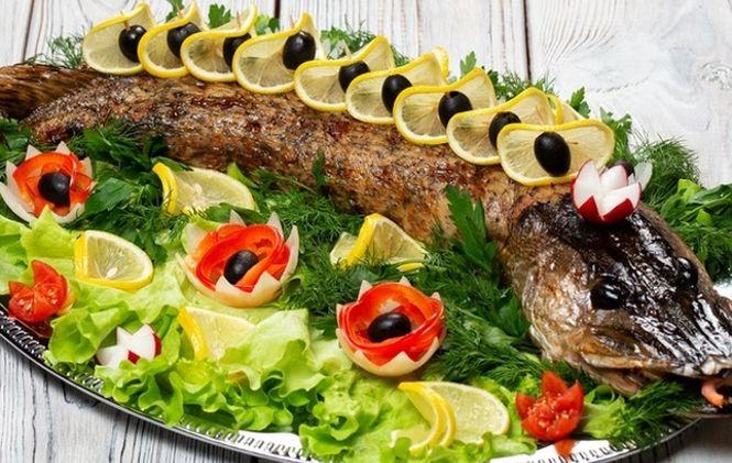 рецепт приготовления речной рыбы