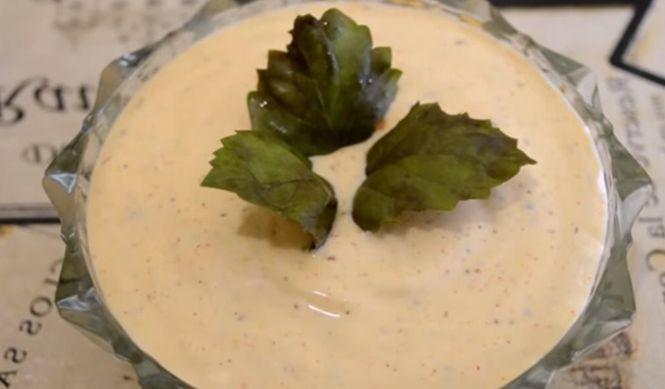 Рецепт соуса с каперсами