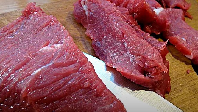 правильно выбрать мясо говядины