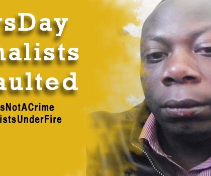 NewsDay Journalists Assaulted On Duty, MISA Zimbabwe Condemns Abuse of Authority by Police