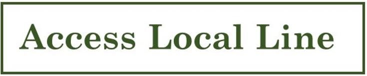 Access Local Line