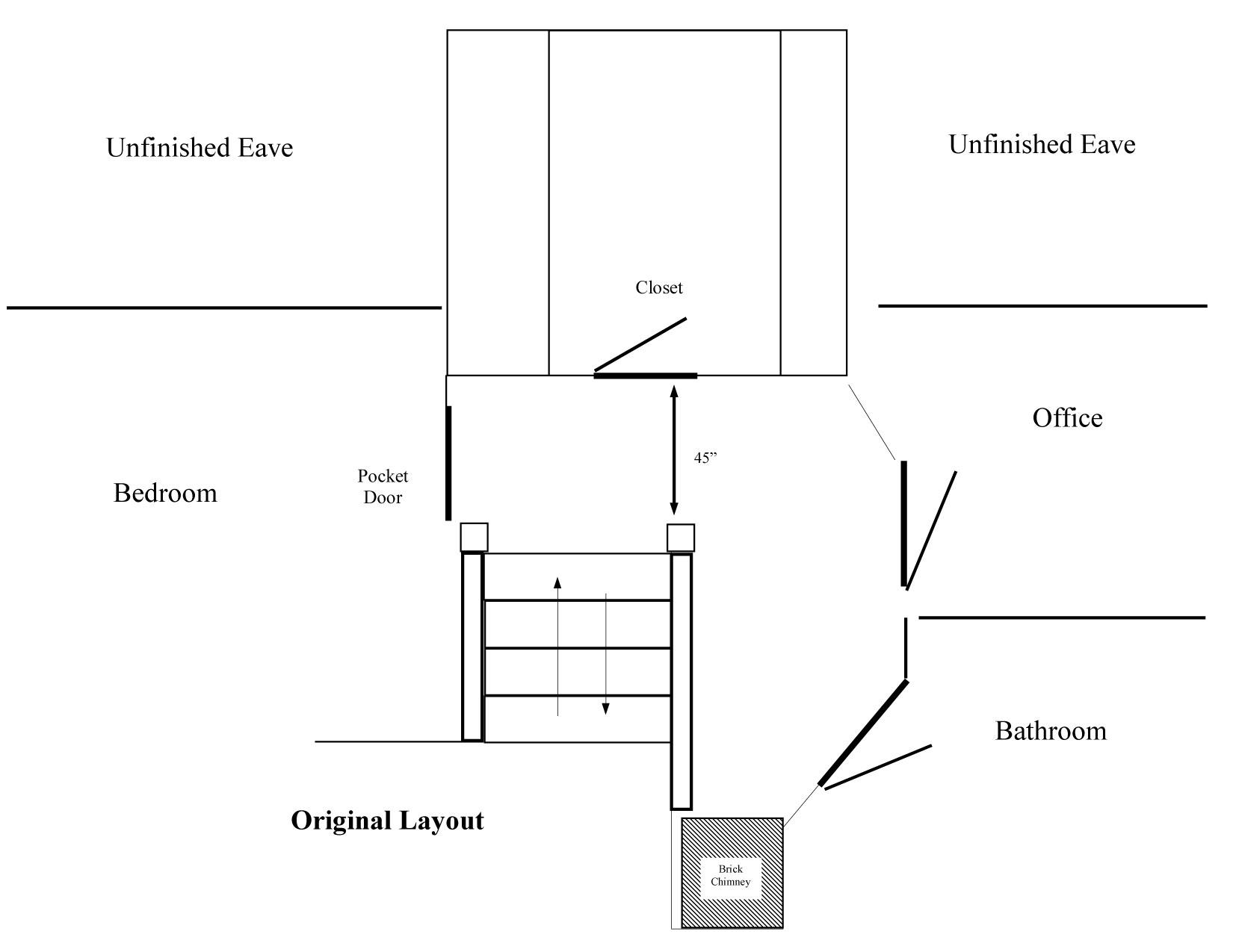 Door Landing Code Amp Stairway Diagram Sc 1 Th 248