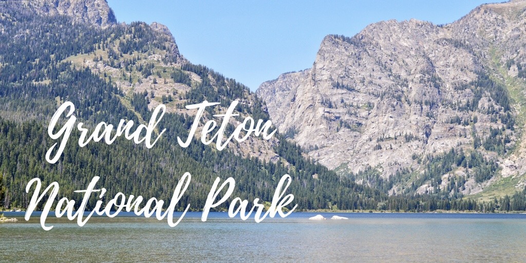 Grand Teton National Park. Epic Road Trip. Day 14: The day we got leeches.